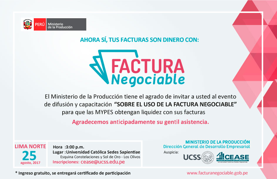 Seminario: Factura Negociable